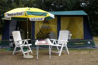 L'Océano d'Or, Canvas Tent without bathroom facilities