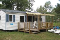 Palmyre Loisirs, Mobil Home Terrasse