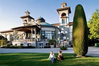 Le parc du Casino de Montbenon