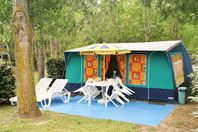 Domaine La Yole Wine Resort, Canvas Tent without bathroom facilities