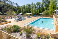Camping alquiler Le Val d'Ussel
