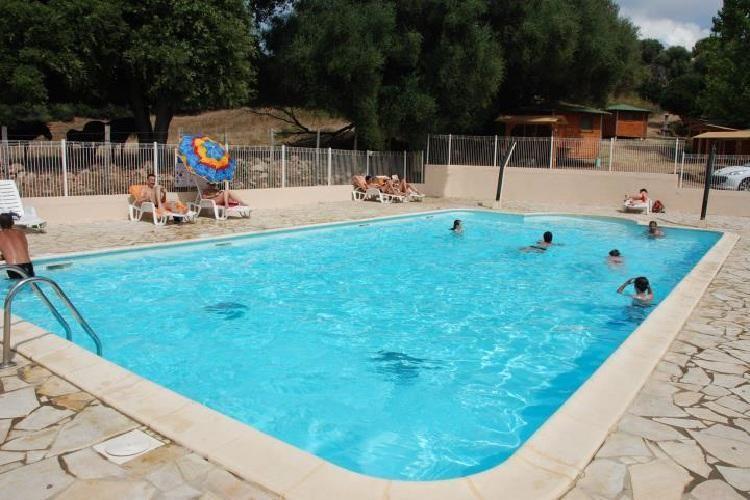 Camping U Sommalu - Piscine