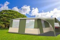 Ludo Camping, Tente Toilée sans sanitaires