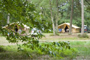 Camping Huttopia Les Châteaux - Vue du camping