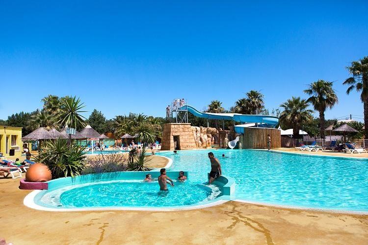 Camping L'Air Marin - Parc aquatique