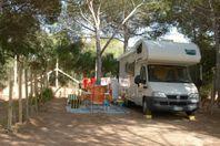 Torre Del Porticciolo, Emplacement Camping-car (Tarif emplacement nu)