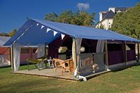 Le Bel Air, Wood and Canvas Tent without bathroom facilities