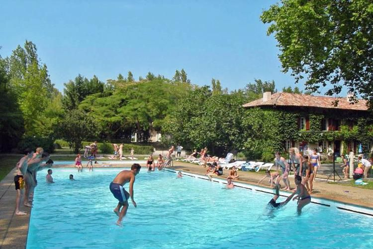 Camping Le Moulin - Piscine
