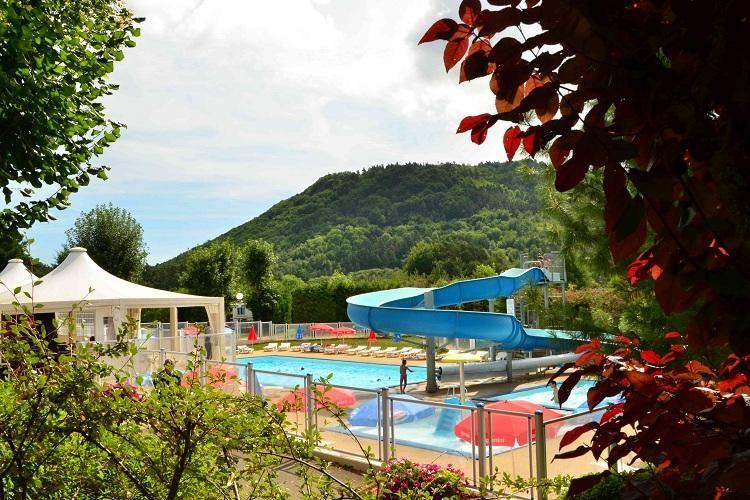 Camping L'Europe - Piscine
