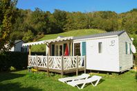 L'Arize, Mobile home with terrace for 7 (rate for 5 people)