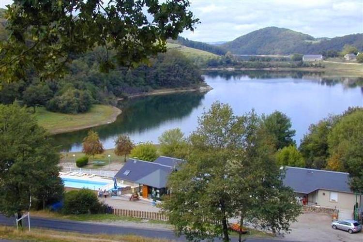 Camping la Romiguière - Vue du camping