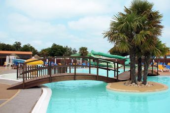 Camping Le Curty's - Wasserpark