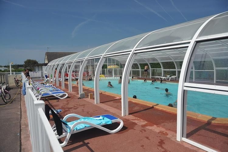 Camping du Golf - Piscine couverte