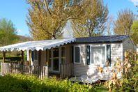 La Grivelière, Mobil Home Terrasse