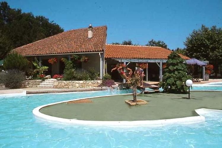 Camping le Village du Port - Piscine
