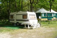 La Garenne, Pitch (rates for 2 people)