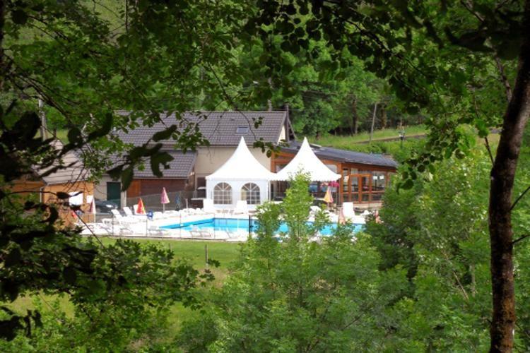 Camping Le Moulin de Serre - Vue du camping