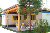 Villaggio Italgest, Mobil Home Terrasse