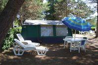 Villaggio Italgest, Tente Toilée sans sanitaires
