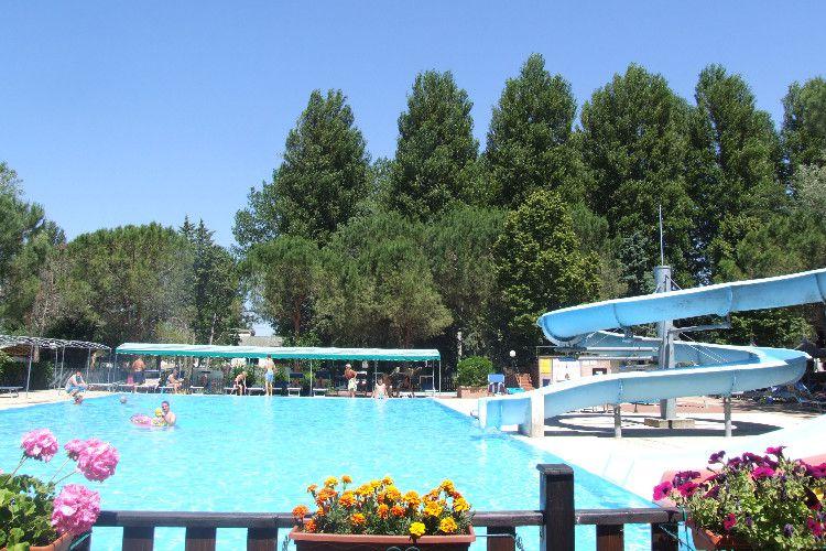 Camping Villaggio Italgest - Piscine