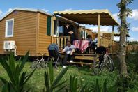 Le Garrigon, Mobile Home with Terrace