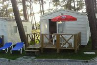 São Pedro de Moel, Mobile home with terrace for 4 (rate for 2 people)