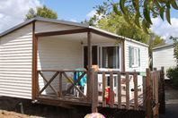 La Prairie, Casa mobile con terrazza
