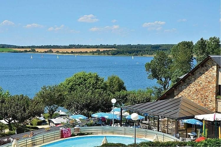 Camping Beau Rivage - Vue du camping