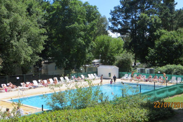 Camping Les Ajoncs d'Or - Piscine