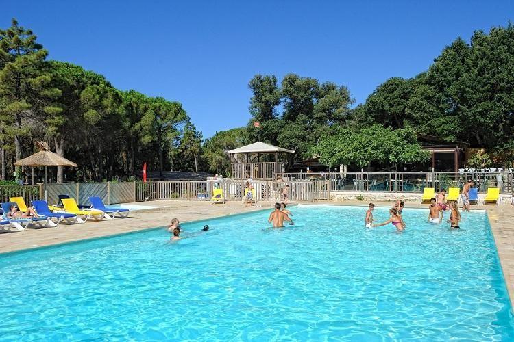 Camping Campo di Liccia - Piscine