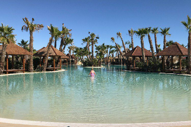 Camping Marjal Costa Blanca Resort - Parc aquatique