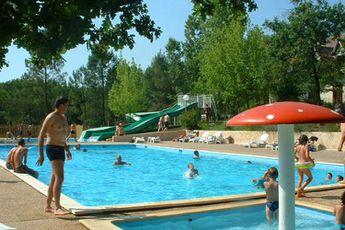 Camping L'Étang de Bazange - Pool