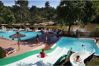Campsite rental Domaine de l'Etang de Bazange