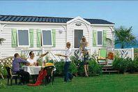 Riez à La Vie, Mobil Home Terrasse