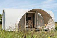 L'Etang du Pays Blanc, Tente Toilée sans sanitaires