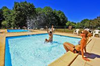 Camping alquiler Le Pontet