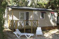 Le Floride et L'Embouchure, Mobile Home with Terrace