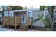 Le Floride et L'Embouchure, Mobile Home with Terrace (rates for 4 people)