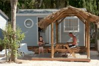 Le Floride et L'Embouchure, Mobile Home with Terrace (rates for 2 people)