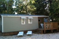 Le Floride et L'Embouchure, Mobile Home with Terrace (rates for 6 people).