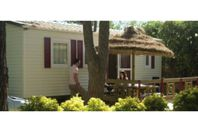 Le Floride et L'Embouchure, Mobile Home with Terrace (rates for 6 people)