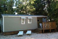 Le Floride et L'Embouchure, Mobil Home Terrasse Lodge (Tarif 6 personnes)