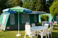 Domaine de la Noguière, Tente Toilée sans sanitaires (Tarif 4 personnes)
