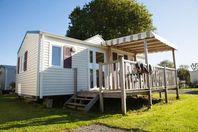 Les Alizés, Mobile Home with Terrace