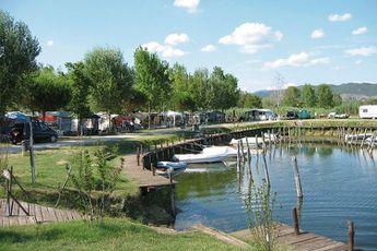 Camping Badiaccia - Lac