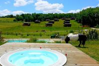 Camping alquiler Domaine d'Escapa
