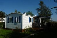 Les Pommiers des 3 pays, Mobile Home with Terrace