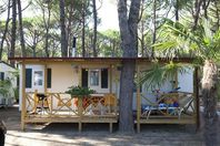 Ca'Pasquali, Mobile Home with Terrace