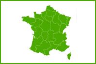 Campsites France