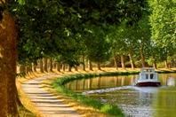Campingplatz Der Canal du Midi